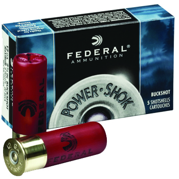 Buy This 12 GA 2-3/4 4B 27-pellet Tactical Federal Box Ammo for Sale