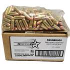 9mm Luger 115gr FMJ Federal Independence Ammo Brick (500 rds)