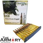 Federal American Eagle XM855 - 90 Rounds on Stripper Clips