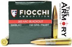 Fiocchi 300 AAC Blackout 150gr