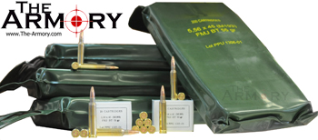 Buy This 223 Remington (5.56x45mm) 55 gr FMJBT M193 PPU Ammo for Sale