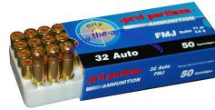 Buy This 32 ACP (Auto) 71gr FMJ PPU Ammo for Sale