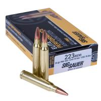 Sig Sauer 223 55gr Elite Ball Ammo For Sale