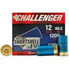 """12 GA 1-3/4"""" Super Shortshell 14 Pellet Buckshot Challenger Ammo Box (20 rds)"""