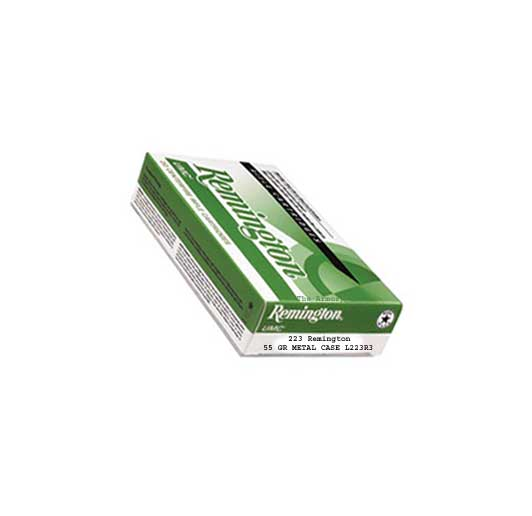 Buy This 223 Remington (5.56x45mm) 55 gr FMJ UMC Ammo for Sale