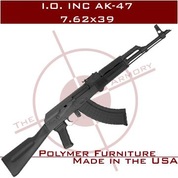 Io Ak 47 Akm247 7 62x39mm Polymer Stock