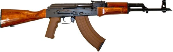 IO AK47 Wood Stock