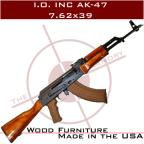 IO AK-47 Wood Stock