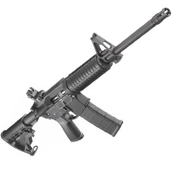 Ruger AR-556 - 5.56 NATO