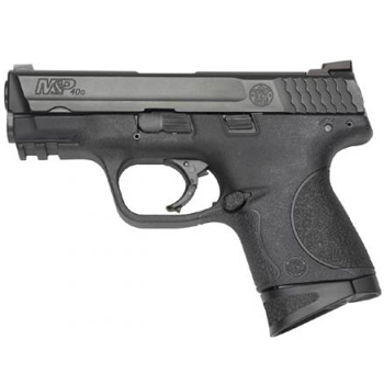 S&W M&P 40C No MAGAZINE SAFETY NO THUMB SAFETY
