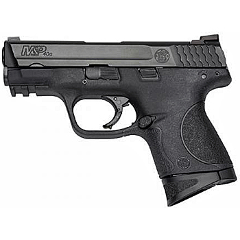 Smith & Wesson M&P 40C | 40 S&W | No Magazine Safety | No Thumb Safety