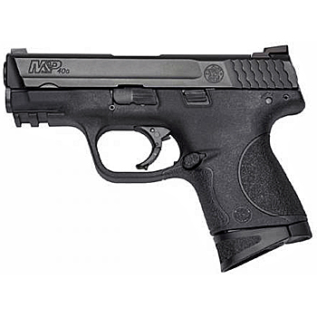 Smith & Wesson M&P 40C | 40 S&W | Tritium Night Sights | Magazine Safety | No Thumb Safety