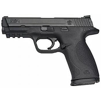 Smith & Wesson M&P 9   9mm   Tritium Night Sights   No Magazine Safety   No Thumb Safety