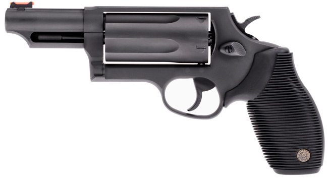 TAURUS 4510TKR-3BMAG REVOLVER | 4510 .45/.410 5 ROUNDS BLUE FINISH